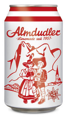 Almdudler Can
