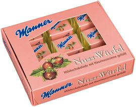 Hazelnut Cubes Manner