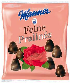 Manner Exquisite Pralines