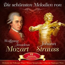 Best of W.A. Mozart & J. Strauss CD