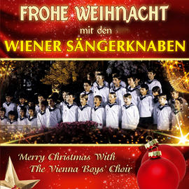 Merry Christmas with The Vienna boys choir CD