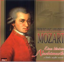 Mozart A little night music CD