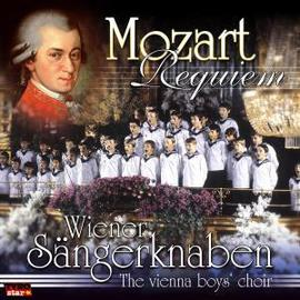 Mozart Requiem The Vienna boys choir CD