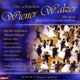 The most beautiful Viennese waltzes CD