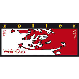 Wine Duo Chocolate Zotter