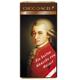 Dark Chocolate Mozart