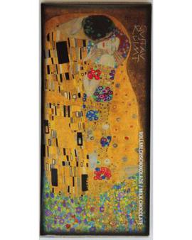 Klimt chocolate bar
