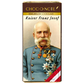 Milk Chocolate Emperor Franz Joseph