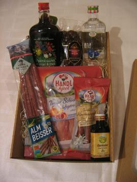 Gift Box for Men (with Alcohol)