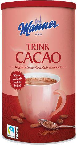 Manner Drink Cocoa