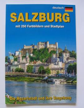 Salzburg Photo Book German