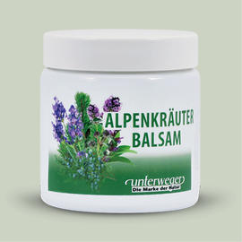 Alpine Herbal Balm Unterweger