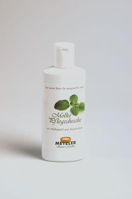 Whey shower shampoo with melissa oil and alpine herbs Metzler