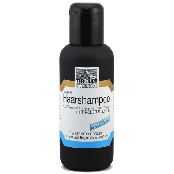 hair shampoo tyrolean stone oil natural cosmetics. Black Bedroom Furniture Sets. Home Design Ideas