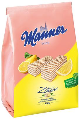 Lemon Wafers Manner