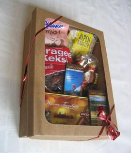 Gift Box Sweets from Austria