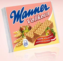 Manner Whole Grain Wafers