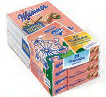 Original Neapolitaner Manner Wafers Vienna 8 pcs