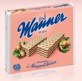 Original Neapolitaner Manner Wafers