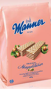 Original Neapolitaner Manner Wafers bag
