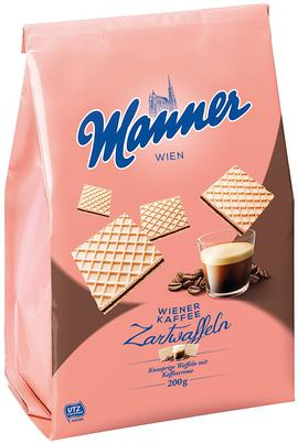 Vienna Coffee Wafers Manner