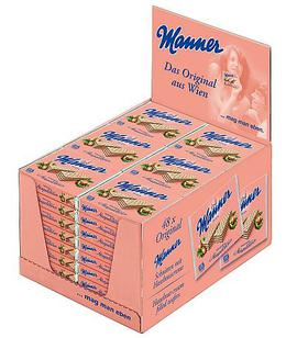 Neapolitaner Manner wafers XXL box 48 pcs
