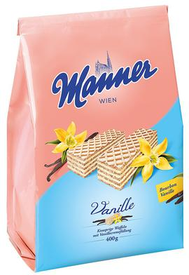 Vanilla Wafers Manner