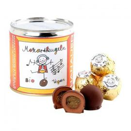 Organic Mozart Balls Vegan in Can