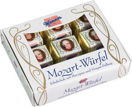 Manner Mozart Cubes