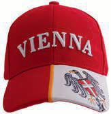 Baseball Cap Vienna red