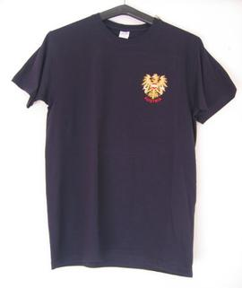 T-Shirt Austria Eagle Patch