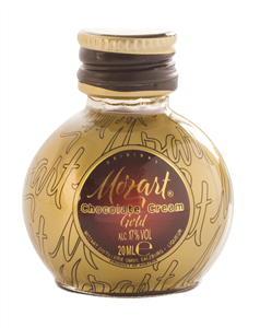 Mozart Chocolate Cream Liqueur 20ml
