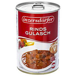 Beef Goulash Canned Inzersdorfer