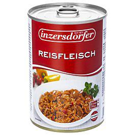 Rice with Meat Canned Inzersdorfer