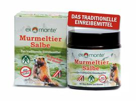 Marmot Ointment Exmonte