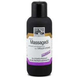 Massage Oil with Tyrolean Stone Oil 500ml