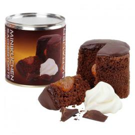 Organic Sacher Cake in the Can