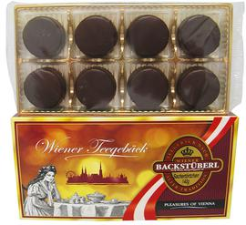 Mini Sacher Cakes Vienna