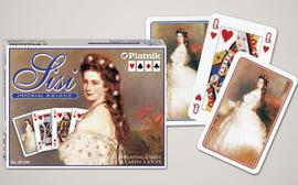 Playing Cards Sisi Piatnik