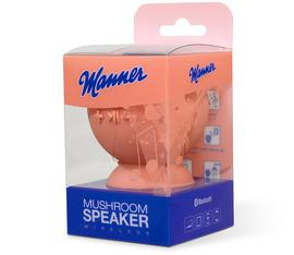 Manner Mushroom Speaker