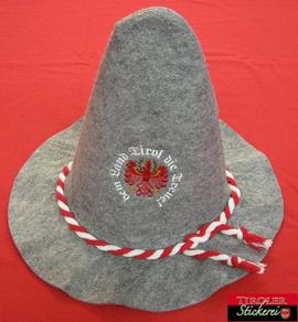 Fun Tyrolean Hat