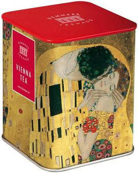 Gustav Klimt Tea Box