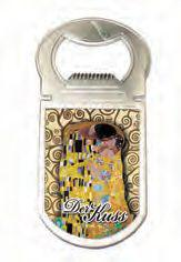 Bottle Opener Gustav Klimt