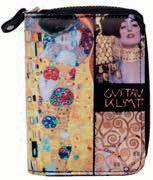 Purse Gustav Klimt Wallet