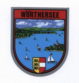 Sticker Wörthersee
