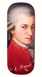 Glasses Case Mozart