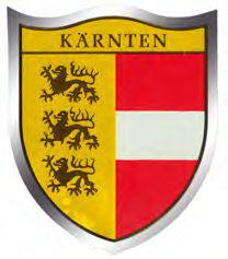 Sticker Carinthia coat of arms