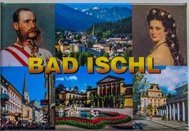 Fridge Magnet Bad Ischl