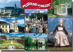 Fridge Magnet Sound of Music