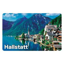 Fridge Magnet Hallstatt